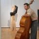 "Musiker . Ausstellung ""corpus"" . Beate Debus . Städtische galerie ada Meiningen . 2007"