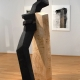 """Schrittlos . Ausstellung """"corpus"""" . Beate Debus . Städtische galerie ada Meiningen . 2007"""