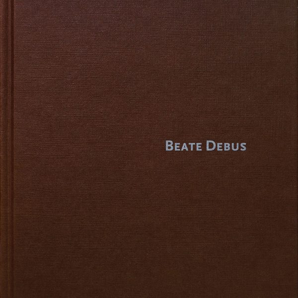 <i>Katalog</i> Beate Debus <i>2008</i>