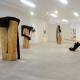 """Ausstellung """"corpus 2"""" . Beate Debus . Kunststation Kleinsassen . 2008"""