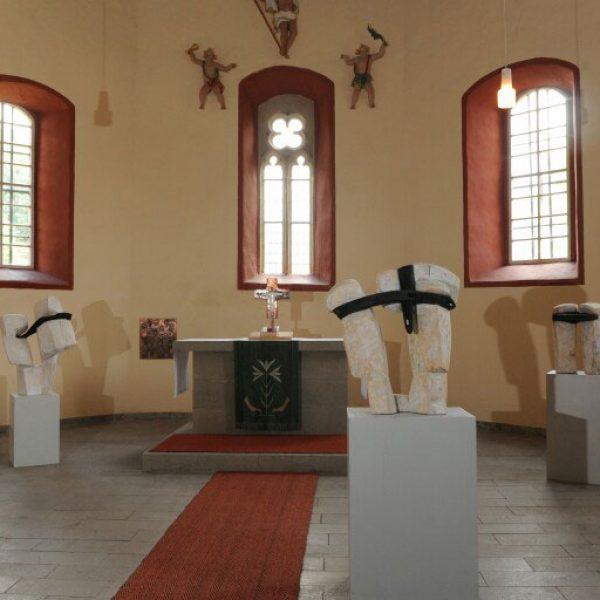 <i>Ausstellung</i> Kunst in Kirchen <i>Thüringen 2010</i>
