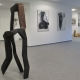 """Ausstellung """"Kopf und Leib bewegt"""" . Beate Debus . Galerie Stadthalle Gersfeld 2010"""