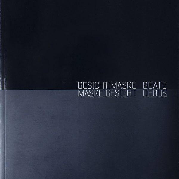 <i>Katalog</i> Gesicht Maske | Maske Gesicht <i>2014</i>