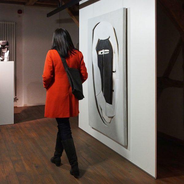 <i>Ausstellung</i> Gesicht Maske |MaskeGesicht <i>Erfurt 2015</i>