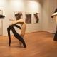 """Ausstellung """"Licht-Schatten-Tanz"""" Beate Debus . Galerie ada Meiningen 2016"""