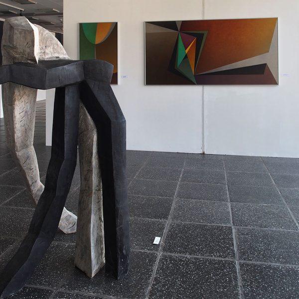 <i>Ausstellung</i> Mit der Wachheit der Sinne – aus der Tiefe der Stille <i>Eisenach 2016</i>