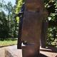 """Ausstellung """"Neue.Skulptur.Weimar.2018"""" . Bronzeskulpturen . Beate Debus . Landgut Holzdorf 2018"""