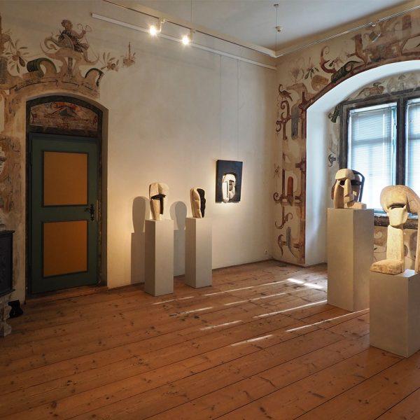 <i>Ausstellung</i> Da-Seins Formen <i>Schmalkalden 2018/19</i>