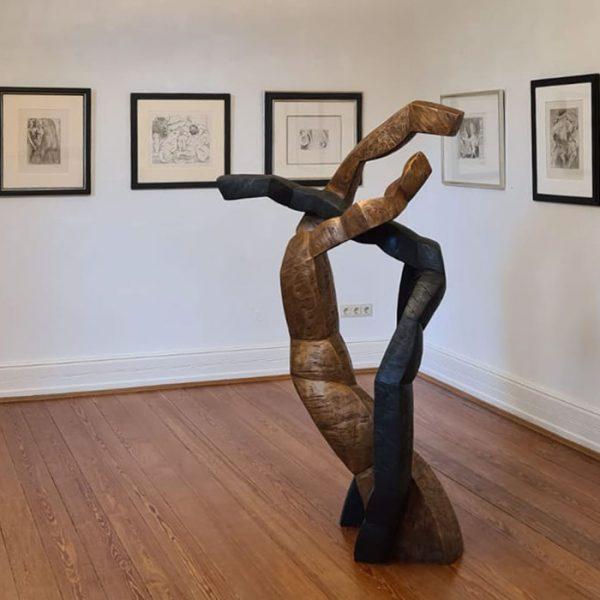 <b>27.05. – 26.08.2020</b> <i>Ausstellung</i> Beate Debus – Form und Figur <i>DIE GALERIE Frankfurt/Main</i>
