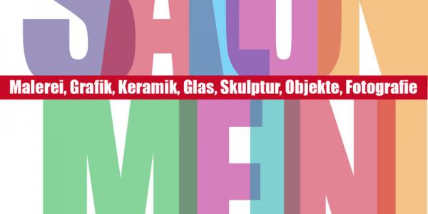 "<b>01.05. – 28.06.2020</b> ""Kunst Salon Meiningen 1"" <i>galerie ada</i>"