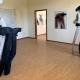"Ausstellung ""Nivard 1"" . Malerei Skulpturen Installationen . Bronzeskulpturen Beate Debus . Maria Bildhausen 2020"
