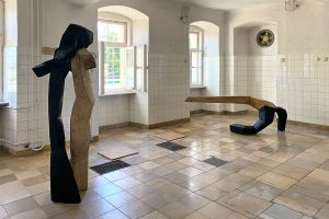 <i>Ausstellung</i> Nivard 1 <i>Maria Bildhausen 2020</i>