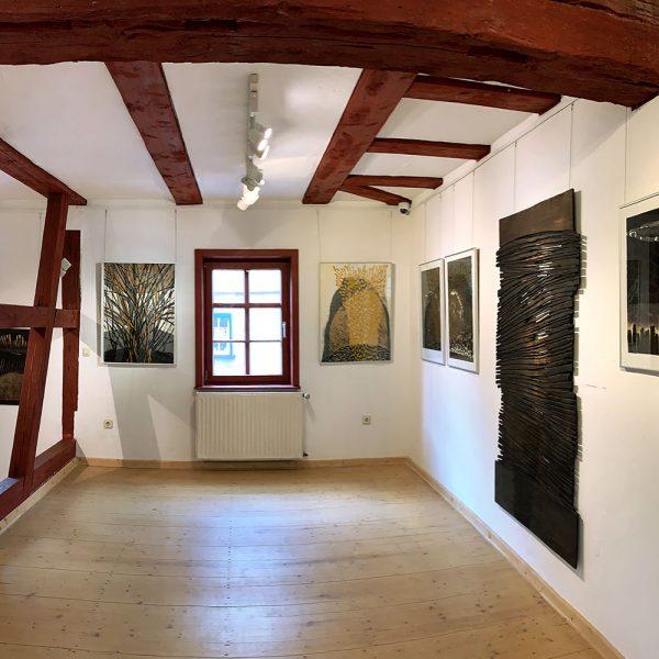 <i>Ausstellung</i> Rhythmen der Form <i>Zella-Mehlis 2020</i>