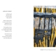 "Landschaft, bewegt . Holger Uske | Tag-Beginn . Gouache Collage Pergament . Beate Debus . 2019 (Katalog ""Rhytmen der Form"", 2020)"