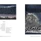 "Abendlicht . Abend . Holger Uske | Bedroht . Gouache Kreide Grafit . Beate Debus . 2019 (Katalog ""Rhytmen der Form"", 2020)"