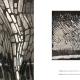 "Windfallen | Windgras . Gouache Kreide Grafit . Beate Debus . 2019/2020 (Katalog ""Rhytmen der Form"", 2020)"