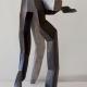 Apokalyptischer Tanz . Bronzeskulptur . Beate Debus . 2014