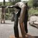 Apokalyptischer Tanz . Bronzeskulptur . Beate Debus