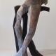 Exzentrischer Tanz . Bronzeskulptur . Beate Debus . 2011