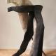 Exzentrischer Tanz . Holzskulptur . Beate Debus . 2010