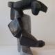 Konzentrischer Tanz . Bronzeskulptur . Beate Debus . 2013