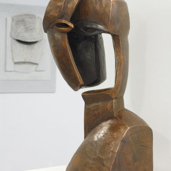 Kopf Gesicht Maske