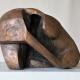 Schlaf . Bronzeskulptur . Beate Debus . 2014
