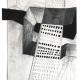 Umwickeln . Zeichnung, Papierschnitt . Beate Debus . 2007